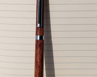 Bubinga Wood Pen