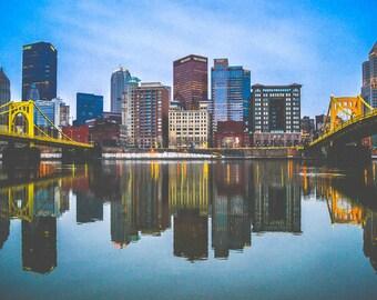 Pittsburgh Reflection