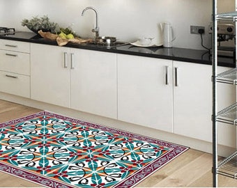 Pvc Rug Kitchen Rug Floor Mat Flooring Vinyl Floor Kitchen Flooring