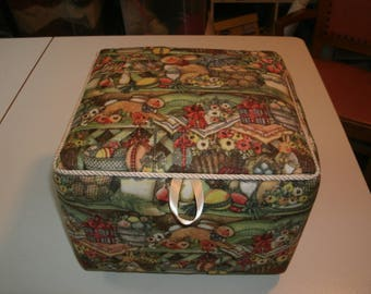 Easter Fabric Box