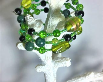 Green and Summerly Bracelet