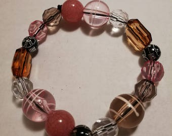 Unique, handmade bracelets, perfect for any occasion.