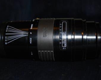 Sigma AF 75-200mm lens