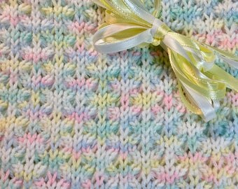 Baby Pastel Baby Blanket