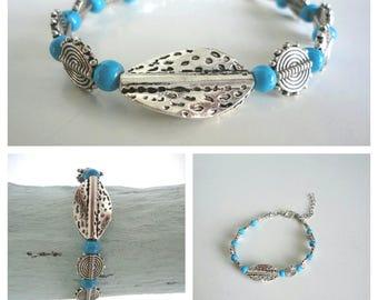 Blue Beach Bracelet