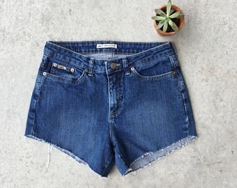Vintage Mid Rise Shorts