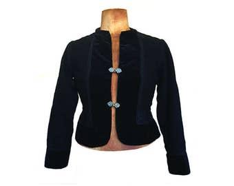 Vintage little black chic Jacket