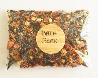 All Natural Bath Soak