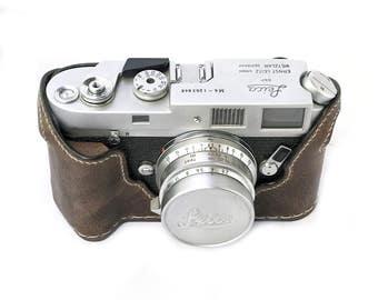 Leica Patagonean Case Built-In Grip  -m3, m2 ,m4, m6, m7
