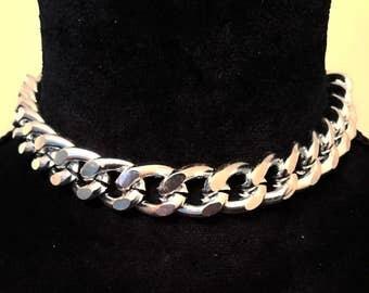 Chain Link Choker