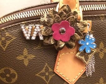 Louis Vuitton Accessories Clips for your Hair / purse / handbag