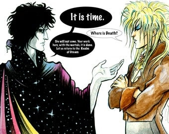 Dream and the Goblin King