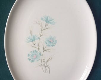 "Taylor Smith & Taylor....Ever Yours....BOUTONNIERE....13.5"" Platter"
