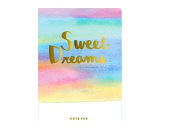 Small notebook Sweet Rainbow