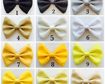 42 pcs Hairbows Collection