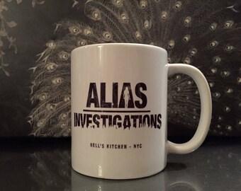 Jessica Jones Coffee Mug
