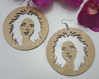 Beautiful Dreads Earrings