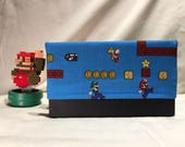 Nintendo Switch Dock Sock featuring Nintendo Characters