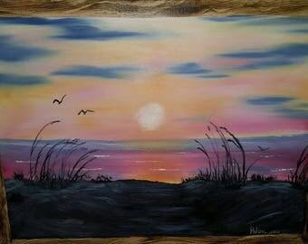 A Sunrise to Sea
