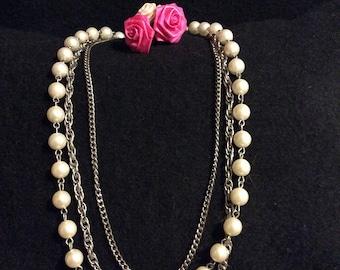 Act II Three Strand Necklace