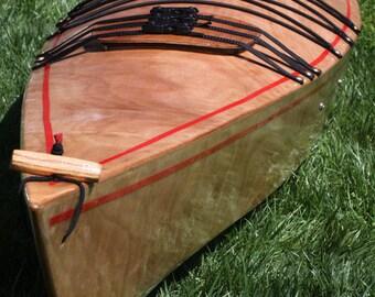 CK 17 Handmade Wooden Kayak