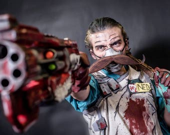 Cosplay Print A5 - It Yourself - Borderlands - Dr. Ned Props