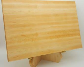 Handmade Maple Large Cutting Board