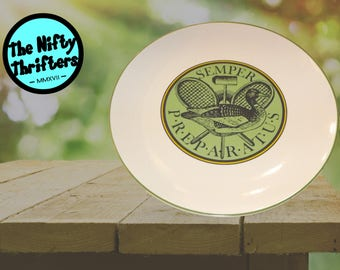 Semper Preparatus - Preppy Plate