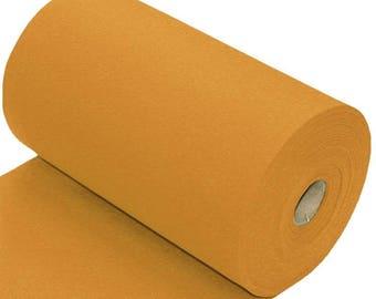 Cuff/Ribbing: Mustard (95/5 Cotton/Elastane, 260gsm)  *UK*