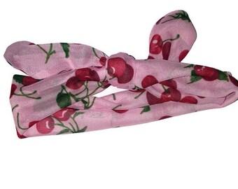 Cherry on top headband