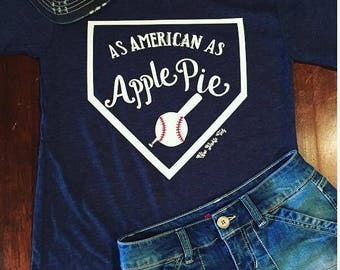 Baseball...As American As Apple Pie