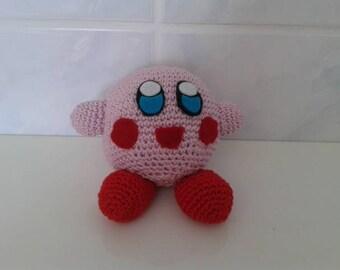 Crochet Kirby