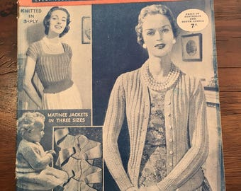 August 1957 Womens Weekly