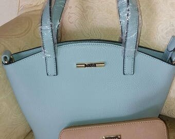 Tous handbag with wallet