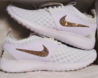 Schuhe Strass nike Nike Glitzer Sportschuhe shoQdCtrBx