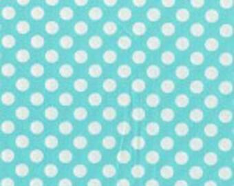 Ocean Ta Dots Fabric - Michael Miller Fabric