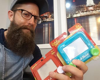 Custom Etch a sketch