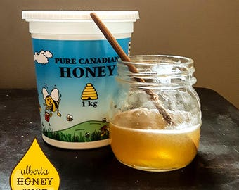 Raw Honey (Alfalfa Clover)