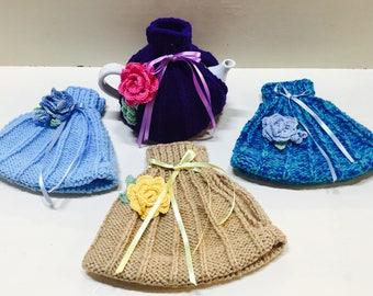 Handmade Crocheted Tea Pot Cosy