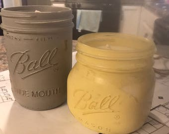 Small Batch Soy Candles