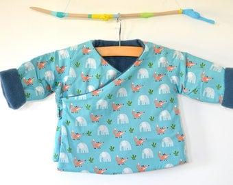 Kimono Cardigan 6/9 months baby