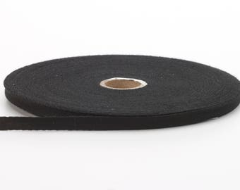Twill tape, 1/4-inch Wide, 36 yds, Black