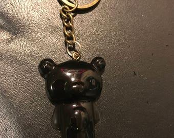 Custom Bear Keychain