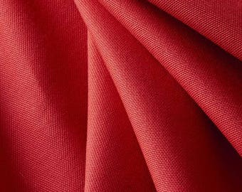 "10oz Duck Fabric | 58"" Red 