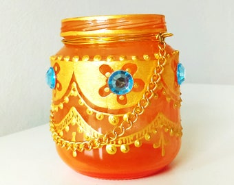 Moroccan Tea Candle 23