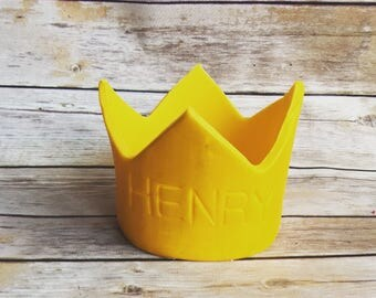 Gold Crown Cake Topper, Queen, King, Princess, Prince, Wild Thing Cake