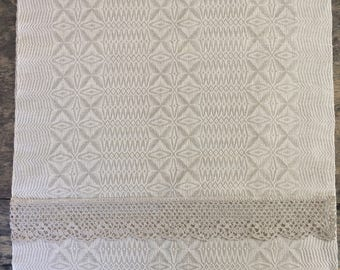 Linen Tablecloth Table Runner (110x50cm)
