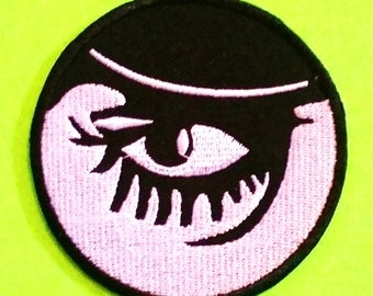 Clockwork Orange Movie Poster Original Stanley Kubrick Ultra Violence Cult Classic Film Embroidered Iron or Sew On Patch - More Styles