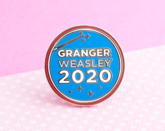 Feminist Pin, Harry Potter Pin, Enamel Pin, Feminist Enamel Pin, Hermione Pin, Lapel Pin, Cute Enamel Pins, Cool Enamel Pins