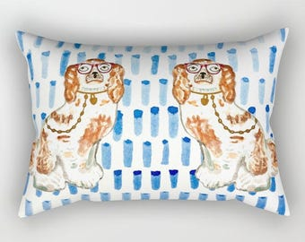 REDHEADS IN GLASSES Rectangular Pillow - 3 Sizes